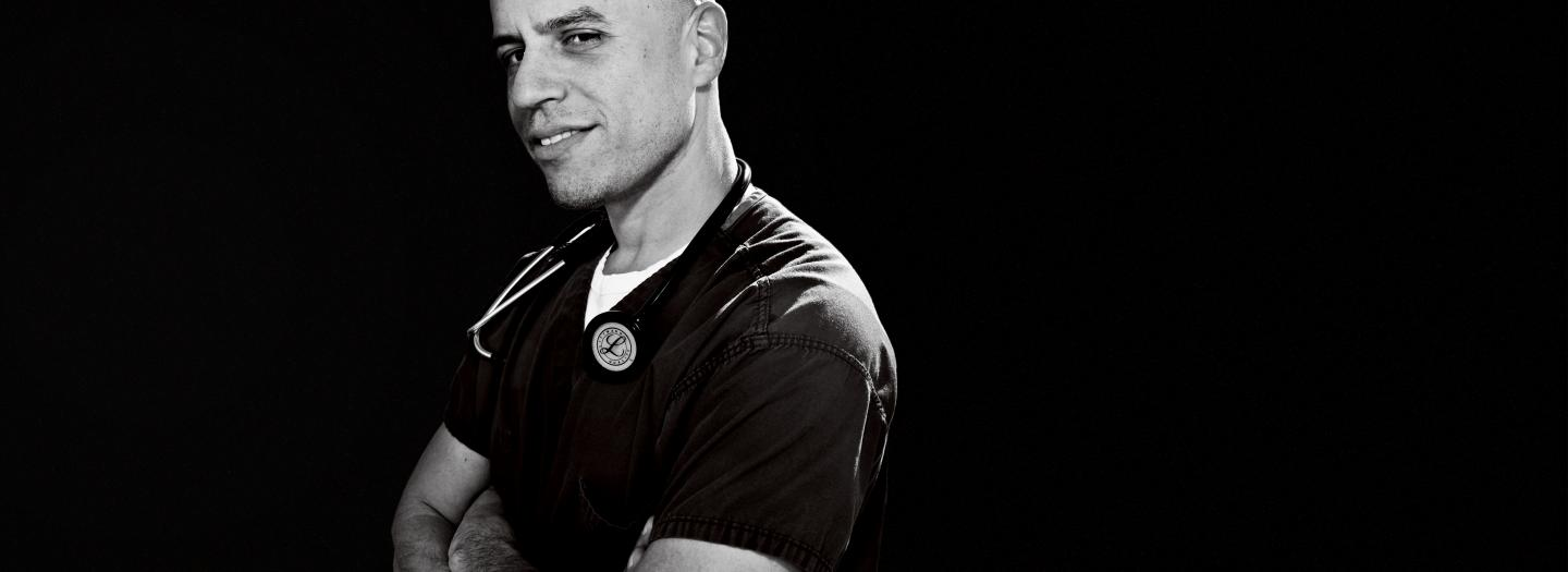 Zubin Damania, MD, also known as ZDoggMD